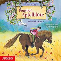 Ponyhof Apfelblüte [6] Julia und Smartie