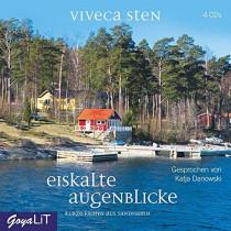 Viveca Sten - Eiskalte Augenblicke: Kurze Krimis aus Sandhamn