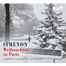 Georges Simenon - Weihnachten in Paris