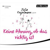 Julia Engelmann - Keine Ahnung, ob das richtig ist