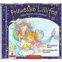 Prinzessin Lillifee - Gute-Nacht-Geschichten mit Prinzessin Lillifee (1)