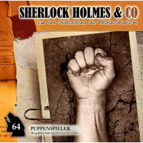 Sherlock Holmes und Co. 64 Puppenspieler