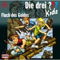 Die drei ??? Kids Folge 11: Fluch des Goldes