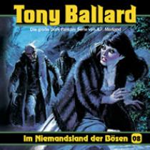 Tony Ballard 08 Im Niemansland des Bösen