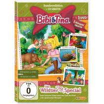 Bibi und Tina - Das Wildtier-Special (DVD+CD)