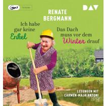 Renate Bergmann - Ich habe gar keine Enkel / Das Dach muss vor dem Winter drauf
