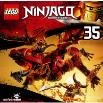 LEGO Ninjago 9. Staffel (CD 35)