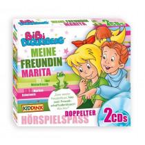 Bibi Blocksberg - Meine Freundin Marita: Maritas Geheimnis + Der Wetterfrosch (2 CDs)