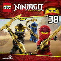 LEGO Ninjago 10. Staffel (CD 38)