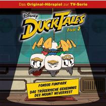 Disney: Ducktales - Folge 2: Fonsos Funpark / Das trügerische Geheimnis des Mount Neverrest
