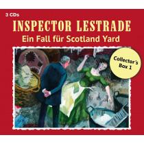 Inspector Lestrade - Collector Box 1 (Folgen 1 bis 3)