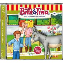 Bibi und Tina - Folge 102: Eine besondere Freundschaft (CD)