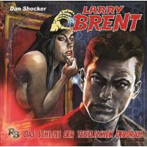 Larry Brent - Folge 36: Das Schloss der teuflischen Deborah