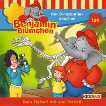 Benjamin Blümchen - Folge 139: Der Dinosaurierknochen