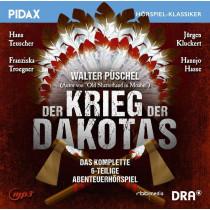 Pidax Hörspiel Klassiker - Der Krieg der Dakotas