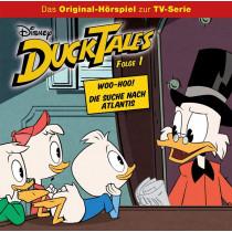 Disney: Ducktales - Folge 1: Woo-Hoo! / Die Suche nach Atlantis