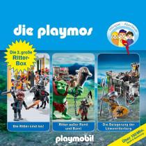 Die Playmos - Die 2. Große Ritter-Box