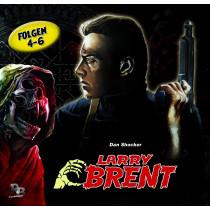 Larry Brent - PSA Akten #1 (Folge 4, 5, 6)