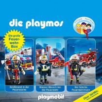 Die Playmos - Die große Feuerwehr-Box