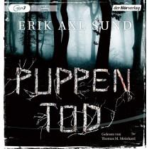 Erik Axl Sund - Puppentod (Hörbuch)
