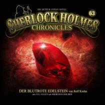 Sherlock Holmes Chronicles 63 Der blutrote Edelstein