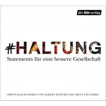 #HALTUNG: Statements für eine bessere Gesellschaft