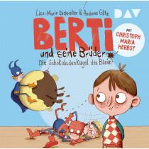 Berti und seine Brüder – Teil 1: Die Schokoladenkugel des Bösen