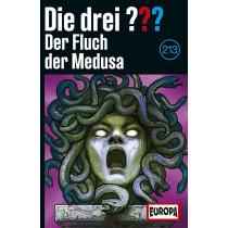 Die drei ??? Fragezeichen - Folge 213: Der Fluch der Medusa (MC)