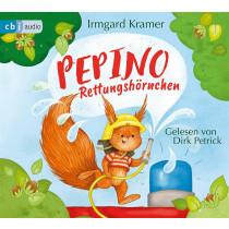Pepino Rettungshörnchen (Die Pepino-Rettungshörnchen-Reihe, Band 1)