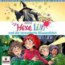 Hexe Lilli - Folge 23: Hexe Lilli und die Verzauberte Klassenfahrt