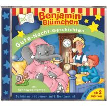 Benjamin Blümchen - Gute-Nacht-Geschichten - Folge 26: Im Schneckentempo