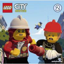 LEGO City - TV-Serie CD 2