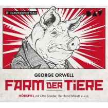 George Orwell - Farm der Tiere