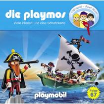 Die Playmos - Folge 67: Viele Piraten und eine Schatzkarte