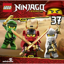 LEGO Ninjago 10. Staffel (CD 37)