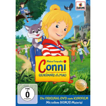 Meine Freundin CONNI - Geheimnis um Kater Mau - Der Kino-Film (Blu-Ray)