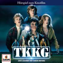 TKKG - Jede Legende hat Ihren Anfang (Hörspiel zum Kinofilm)