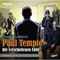 Francis Durbridge: Paul Temple - Die verschollenen Fälle
