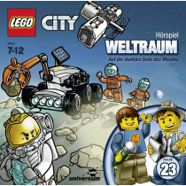 LEGO City - 23 - Weltraum
