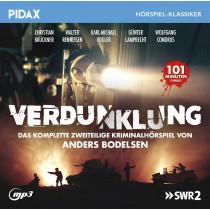 Pidax Hörspiel Klassiker - Verdunklung