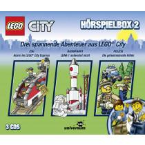 LEGO City - Hörspielbox 2 (Folge 4-6)