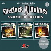 Sherlock Holmes - Sammler Edition - Box 14