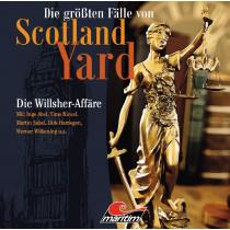 Die größten Fälle von Scotland Yard - Folge 25: Die Willsher Affäre