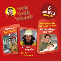 Willi Wills Wissen - Sammelbox 4 (6 Hörspiele)