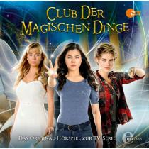 Club der magischen Dinge - Folge 1: Magie liegt in der Luft - Das Original-Hörspiel zur TV-Serie