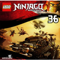LEGO Ninjago 9. Staffel (CD 36)