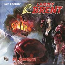 Larry Brent - Folge 35: Die Schneehexe