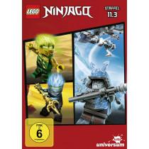 LEGO Ninjago - Staffel 11.3 (DVD)