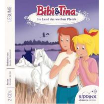 Bibi und TIna Hörbuch: Im Land der weißen Pferde