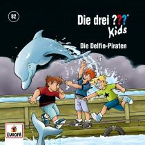 Die drei ??? Fragezeichen Kids - Folge 82: Die Delfin-Piraten